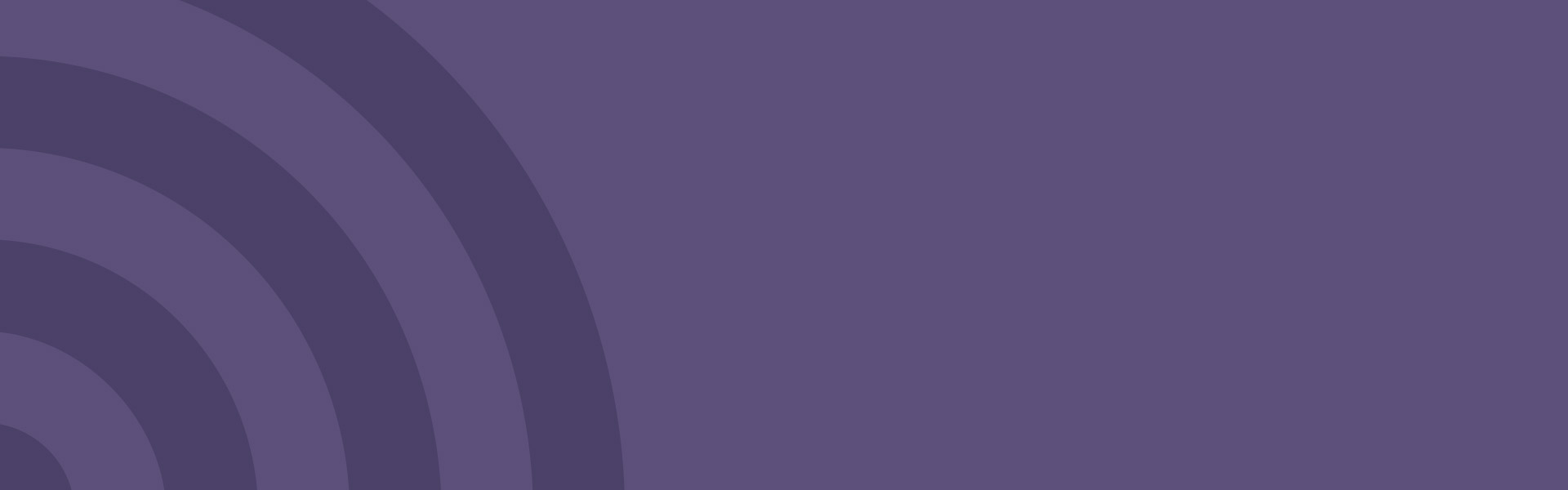 Digital Banking Banner purple